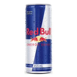 Energético - Lata 355ml - Red Bull