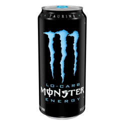 Monster Energy Lo-Carb - Lata 473ml - Monster